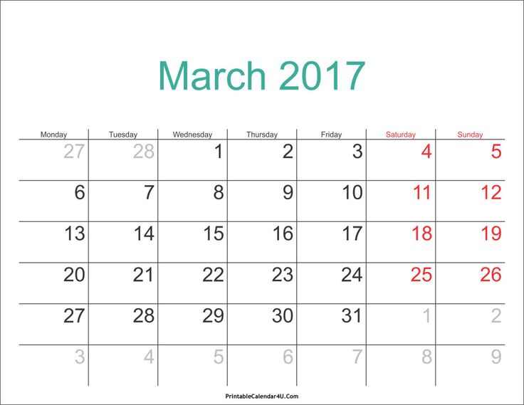 The 25+ best 2017 calendar with holidays ideas on Pinterest 2017 - countdown calendar templates