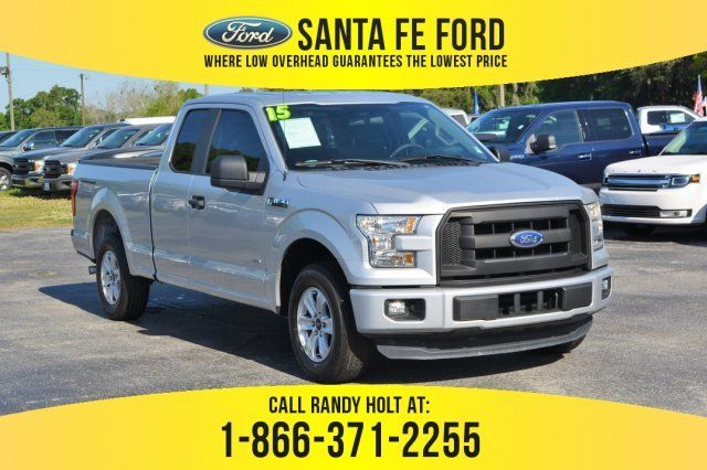 Used 2015 Ford F 150 Xl Rwd Truck For Sale Gainesville Fl 37930a