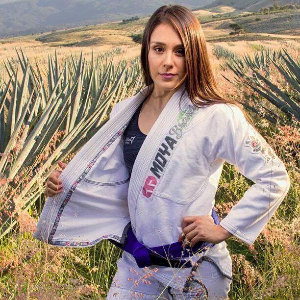 So sexy sind die Octagon-Girls der UFC - rande