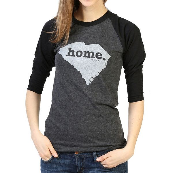 The South Carolina Home Baseball T (3/4 length sleeve) is insanely soft, a great way to show off your state pride, and helps to raise money for multiple sclerosis research.
