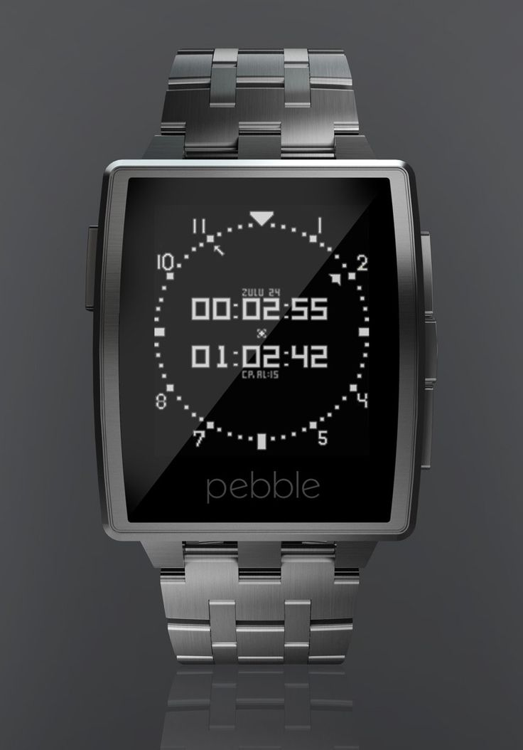 "Pebble Steel Smartwatch Debuts With Mainstream In Mind - by Victor Marks - Read and see more on aBlogtoWatch.com ""From plastic to metal, the Pebble smartwatch grows up with the new 'Pebble Steel' new for 2014. Is the public ready to start wearing smartwatches? The industry feels that 2014 may just be the right time and more fashionable designs in the traditionally ho-hum-looking nerd watch department are going to start being released..."""