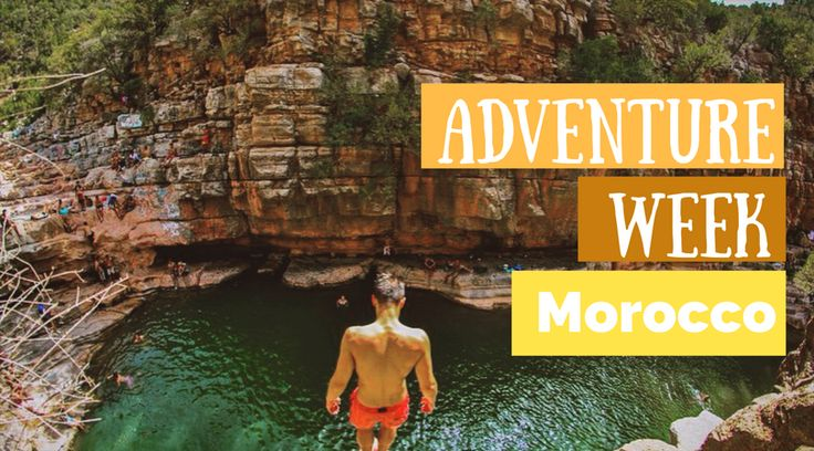 ADVENTURE WEEK | Adventurous holidays to Morocco! | Hike | Quad trip | Paradise Valley | Surfing | Book your next trip now at our website