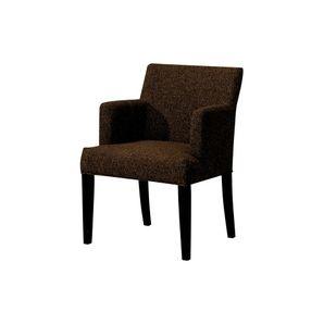 Arm Chair - Chocolate