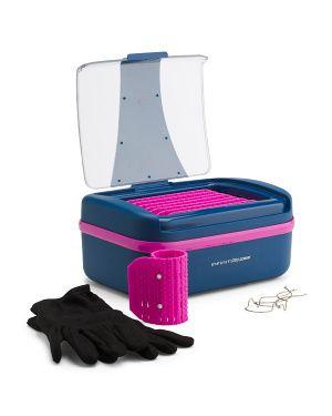 Adjustable Heated Hair Rollers