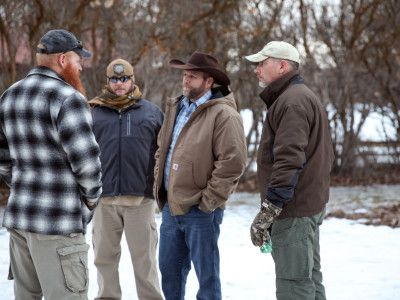 Armed Occupiers Convene 'Common Law Grand Jury' Against Local Officials - Armed occupiers in Harney County are moving forward with efforts to change the legal system.
