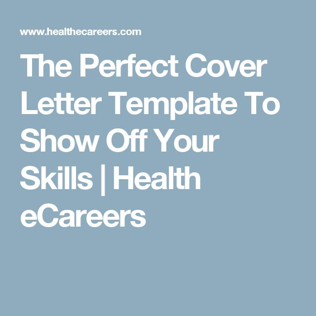 The 25+ best Perfect cover letter ideas on Pinterest | Perfect ...