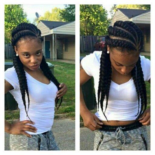 Ghana Braids Braids And Twists Pinterest Ghana