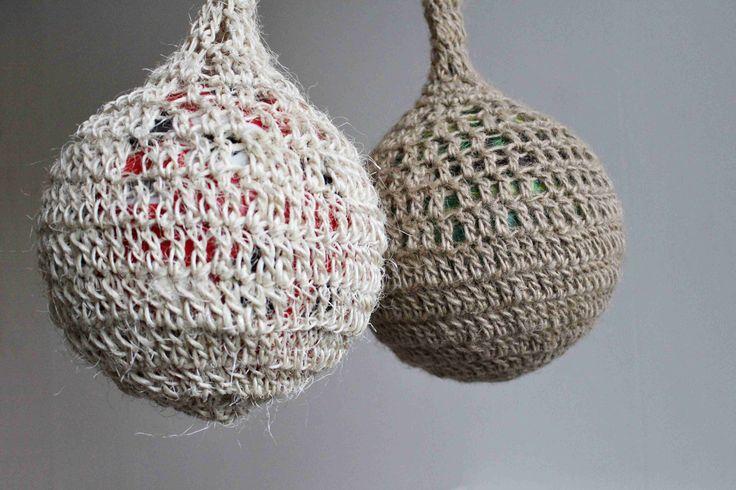 Crochet toddler swing for both indoor and outdoor use. Návod na jednoduchou háčkovanou houpačku ven i dovnitř.