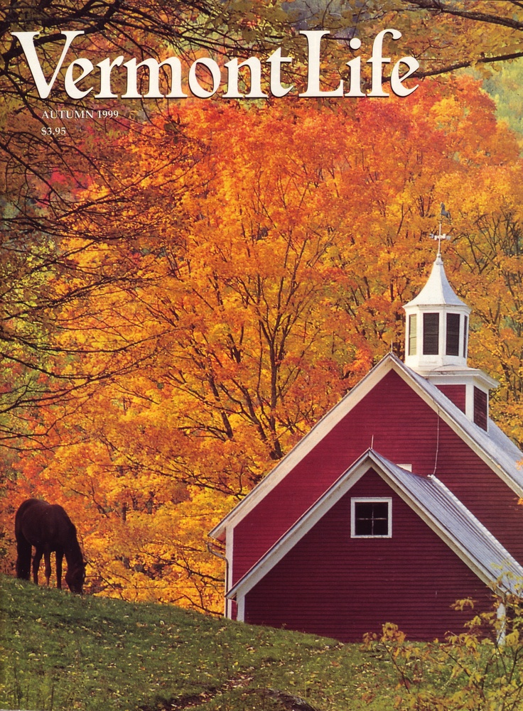 Pin on Vermont Life Covers