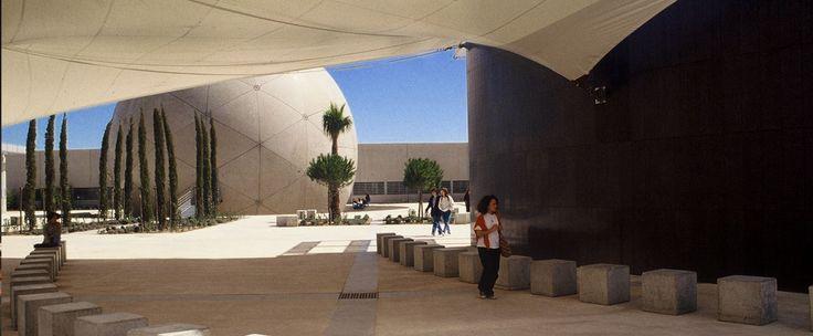Fontès Architecture - Lycée Jean Monnet Montpellier