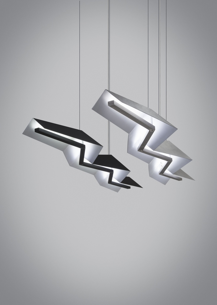 Jorn linear suspension by tech lighting