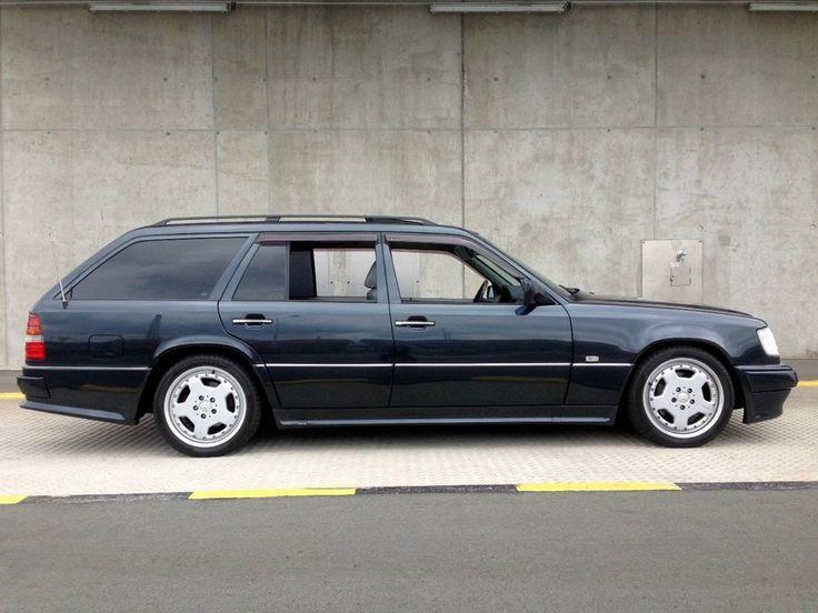 Mercedes-Benz E320 T-model AMG E36 Package   S124 1995