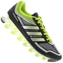 T�nis adidas Springblade - Masculino - PRETO/VERDE CLA Desconto Centauro  para T�nis adidas Springblade