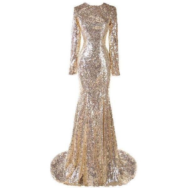 Mermaid Wedding Dresses Polyvore : Ideas about mermaid bridesmaid dresses on