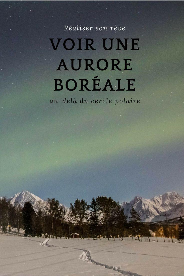 itinéraire Noirvège du nord: au-delà du cercle polaire