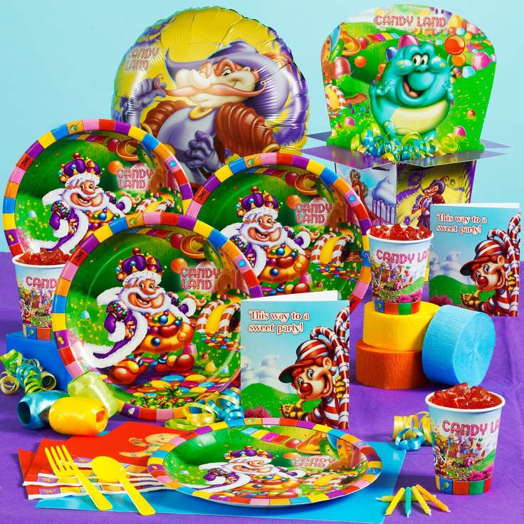 82 Best Birthday Party Ideas Part 2 Images On Pinterest Birthday Party Ideas Candy Land Party