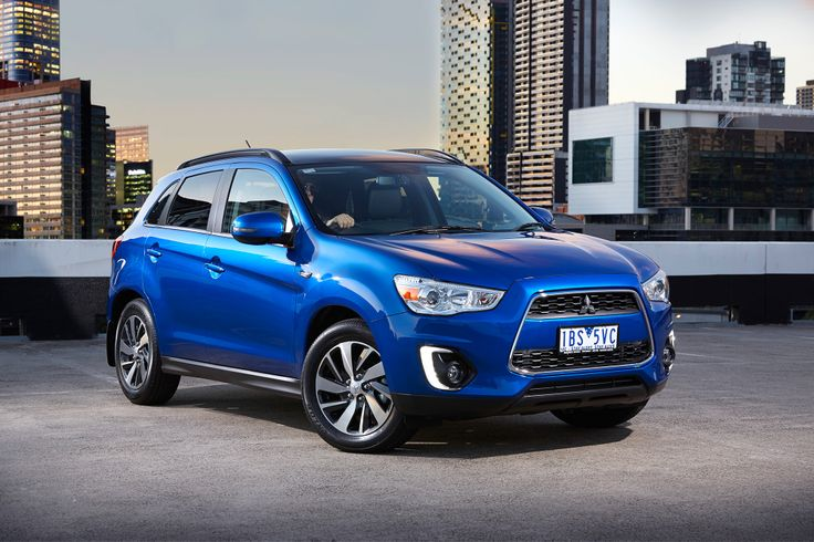 Quieter. Smoother. More refined. The #ASX range got an upgrade.