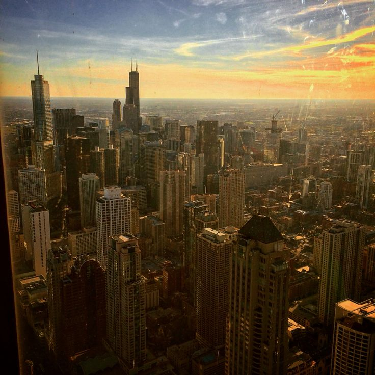 Chicago skyscrapers by Julianacn_2008