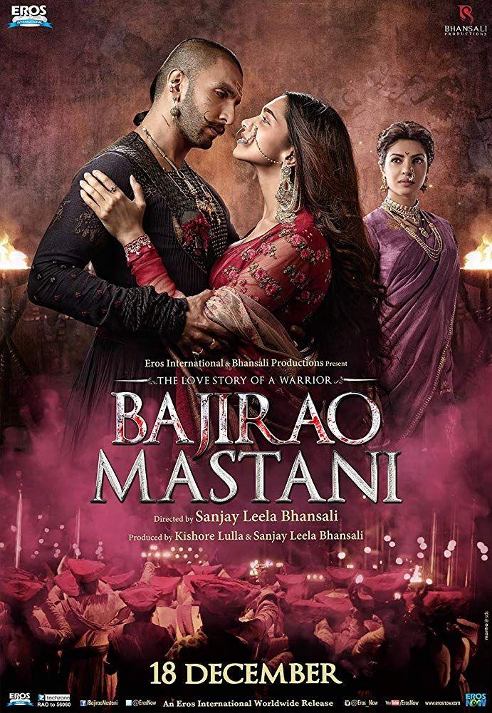 Priyanka Chopra Deepika Padukone And Ranveer Singh In Bajirao Mastani 2015 In 2020 Full Movies Mastani Full Movies Online Free