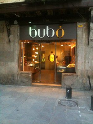 Pastisseria Bubó in Barcelona