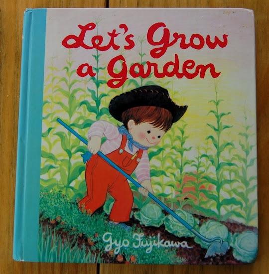 Vintage Kids Books My Kid Loves Lets Grow A Garden