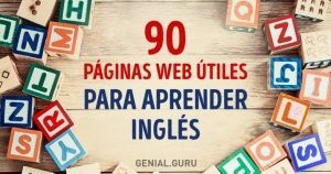 90Páginas web útiles para aprender inglés
