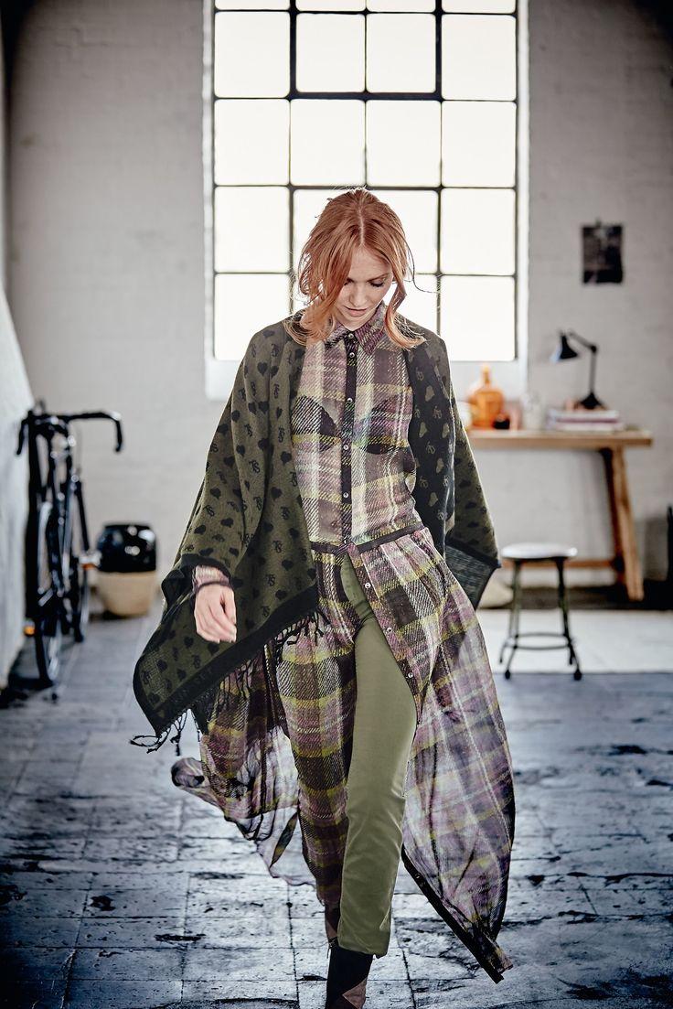 Schlicht sexy – die grüne, skinny geschnittene Röhre ist der perfekte Styling-Partner für trendige Hemden, Tuniken, Oversized Pullis und Co.!