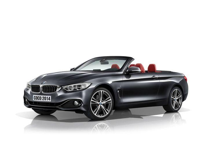 2014 BMW 428i Convertible.