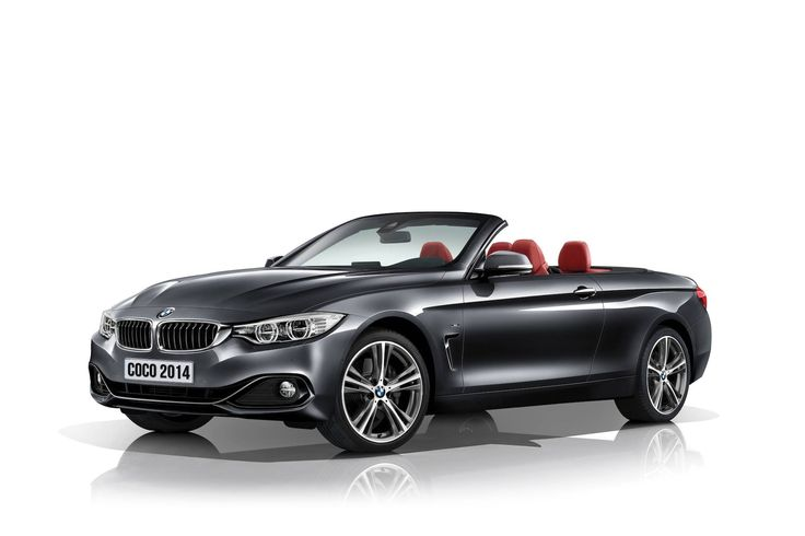 2014 BMW 428i Convertible.