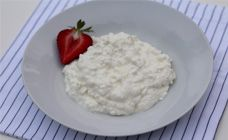 Cottage cheese - baby food recipe