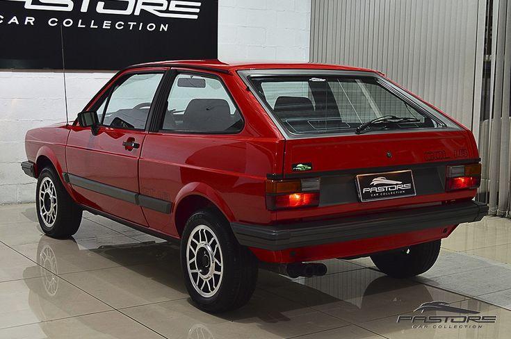 VW Gol GT 1.8 - 1986