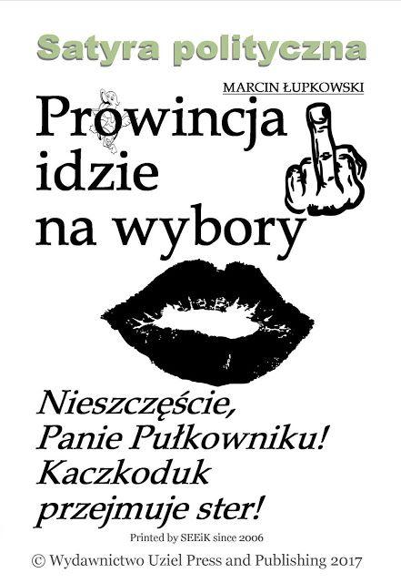 """Marcin Łupkowski - prowincjonalny blog autorski z armagedonem w tle: """"Gorszy sort"""" i """"pastuchy"""""""