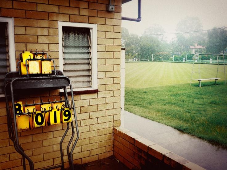 Holland Park Lawn Bowls Club # suburbia
