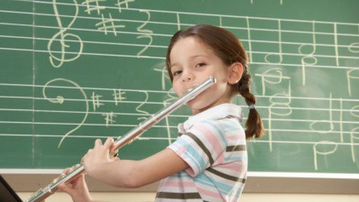 Funding boost for music education in England | BBC News