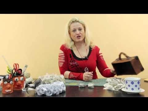 Petra Prokůpková - Staré věci nové využití - díl 3 - YouTube