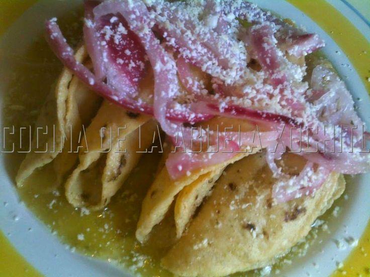 cocina de la abuela Xochitl: TACOS DORADOS DE PAPA