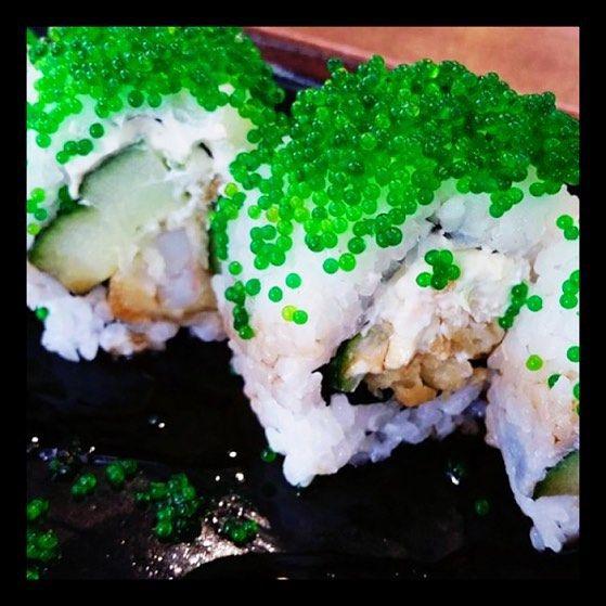 We <3 Russian roulette! #burgushi #yycfood #yyceats #yycdrinks #yycfoodies #foodies #yyc #nomnom #yycfoodjunkie #burgers #sushi #instafood #goodeats #delicious #yyclunch #datenightyyc #iamdowntown #food #foodporn #foodgasm #fusion #fitness #healthyliving #downtownyyc #organic #yycsushi #sushi