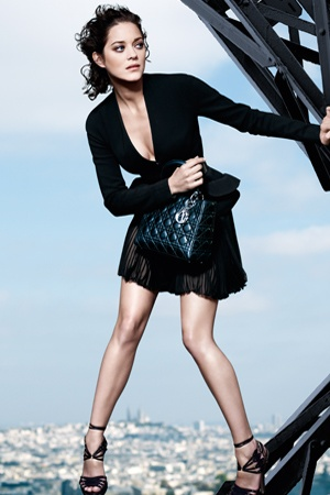 Muse Dior - Marion Cotillard -