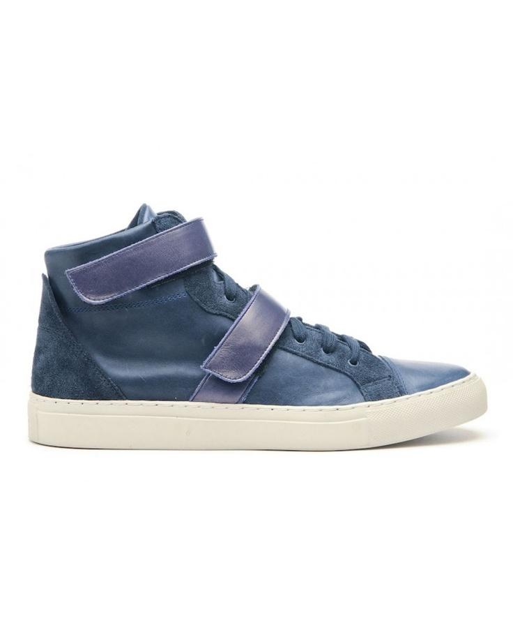 BENSIMON - Sneakers bleues