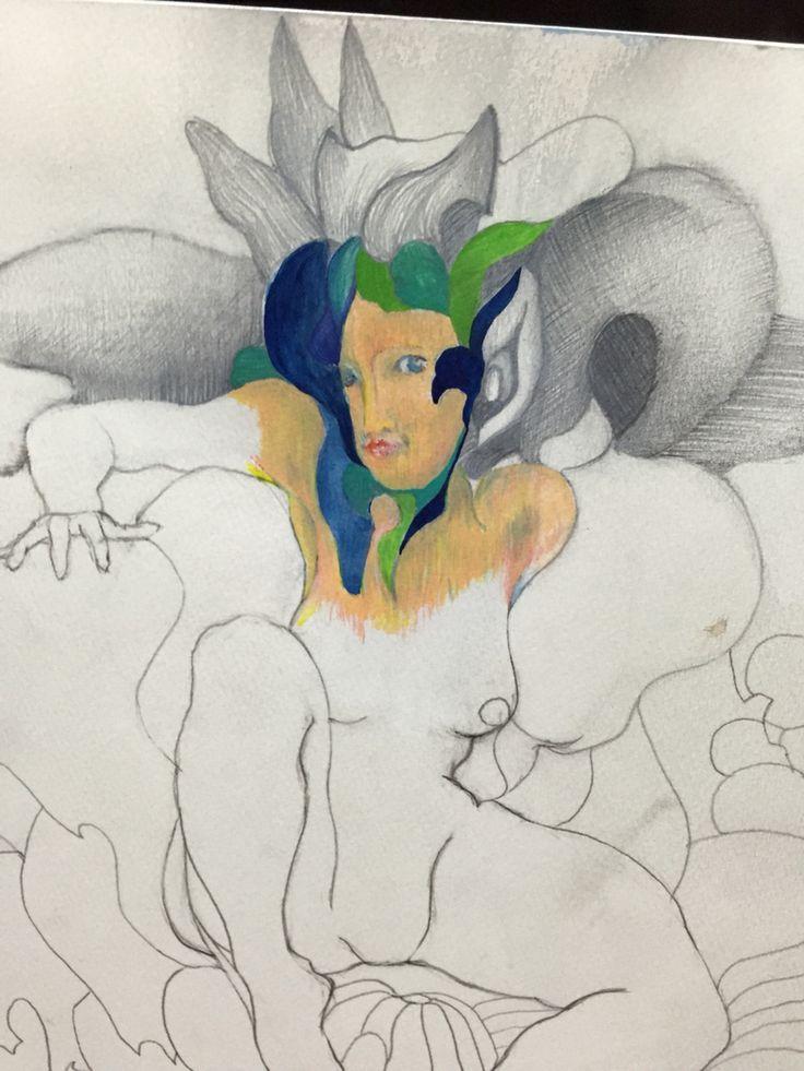 泉の妖精003