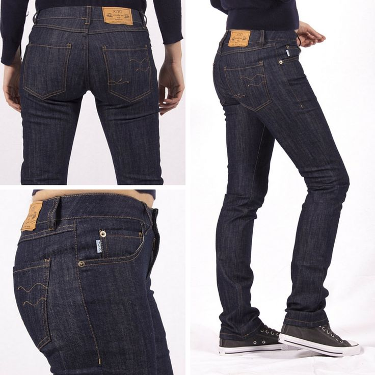 Xiro jeans mujer, ecojeans