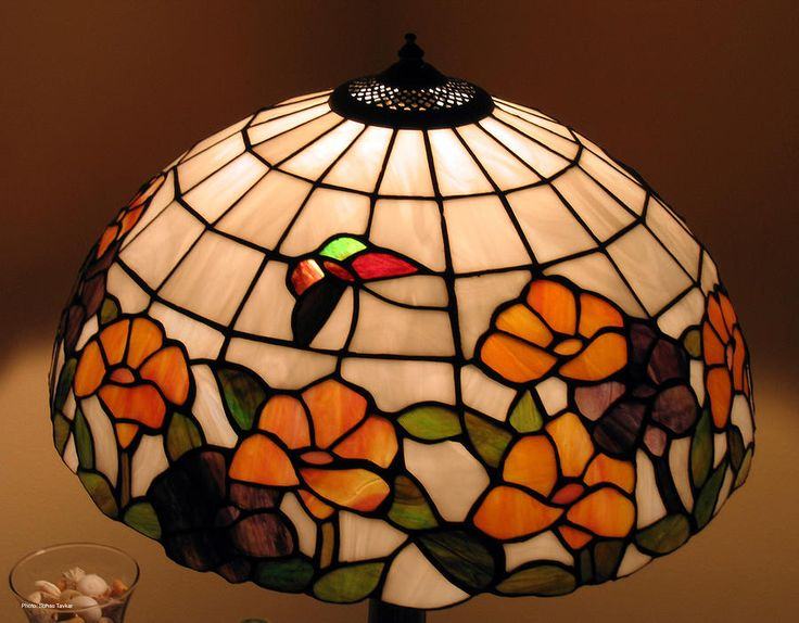 25 Best Ideas About Stained Glass Lamps On Pinterest