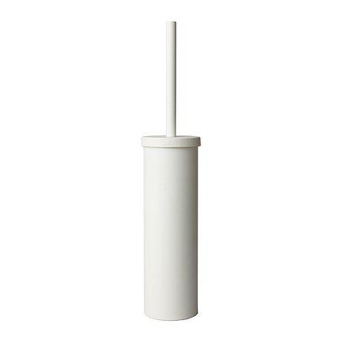 ENUDDEN Toalettbørste IKEA Børsten kan skiftes ut slik at du kan beholde skaftet og kombinere det med utskiftbørsten LOSSNEN.