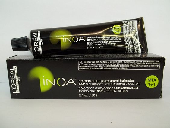 LOreal Professionnel INOA Ammonia Free Hair Color 2.1oz (5.17/5BGr) >>> Be sure to check out this awesome product.