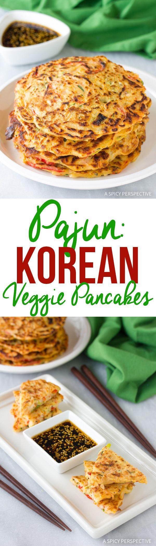 335 best korean images on pinterest cooking food korean food korean pancakes pajun pajeon party food recipeskorean forumfinder Gallery