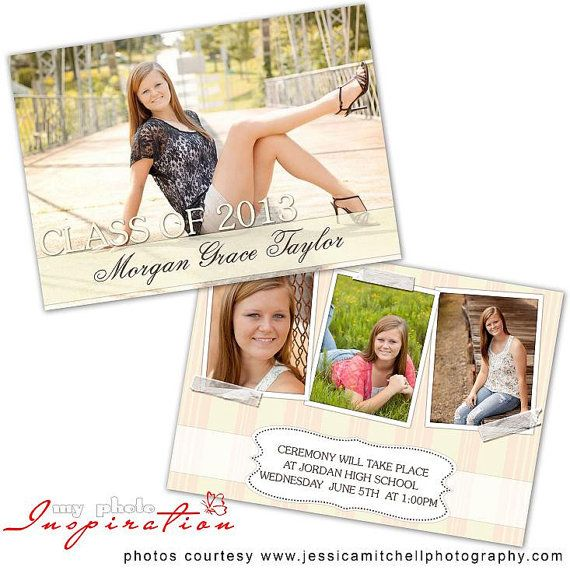 273 best Graduation ideas images on Pinterest Graduation ideas - graduation announcement template
