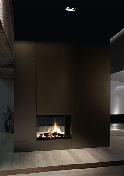 134 besten Kamin Bilder auf Pinterest Öfen, Kamine und Kaminofen - moderne luxus kamine