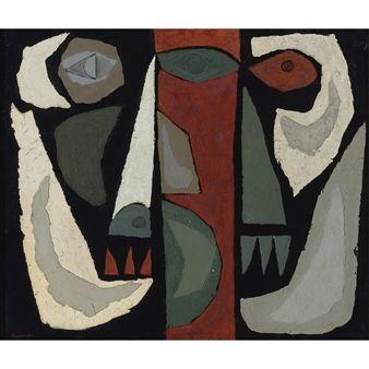 Máscaras By Oswaldo Guayasamín