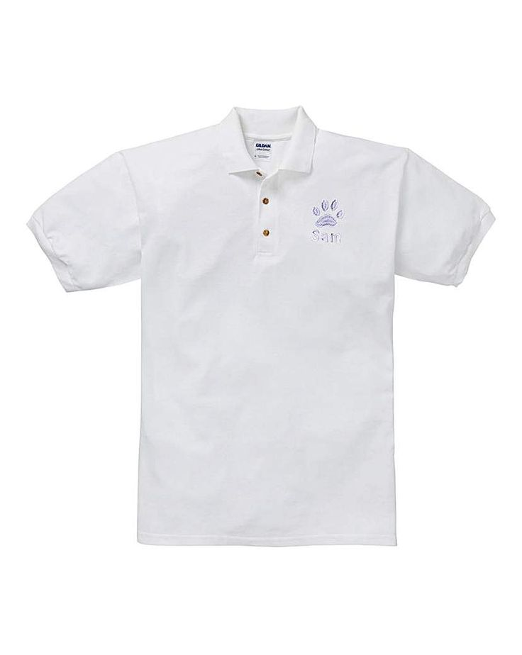 The Brilliant Gift Shop Personalised Dog Walking Polo Shirt Personalise with name up to 12 letters. http://www.MightGet.com/january-2017-13/the-brilliant-gift-shop-personalised-dog-walking-polo-shirt.asp
