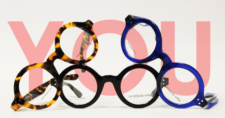 mod. Le Corbusier © 100% made in Italy. Designed and manufactured by La Dolce Vita. #LaDolceVita #Mazzucchelli #Eyewear